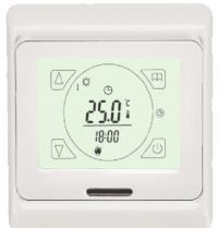 Electric Underfloor Heating Sauna Heater Bath Tile Heating With Thermostat Ebay